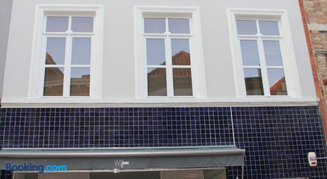 The Bleu House - Bruges - Building