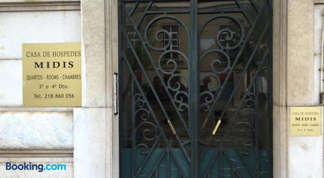 Midis Alojamento Local - Lisbon - Building