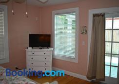 Seaport Inn - Key West - Bedroom