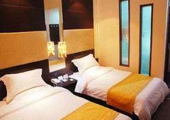 Super 8 Hotel Beijing Cao Qiao Station - Beijing - Bedroom