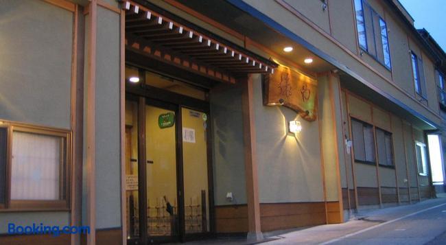 Yudanaka Tawaraya Ryokan - Yamanouchi - Building