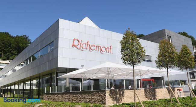 Richemont Hotel - Lucerne - Building