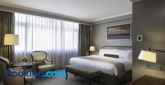 Marco Polo Hongkong Hotel - Hong Kong - Bedroom
