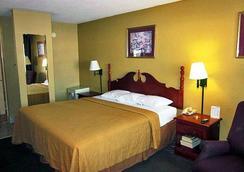 Motel 6 Memphis - Graceland - Memphis - Bedroom