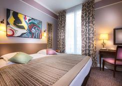 Hotel du Bois Paris - Paris - Bedroom