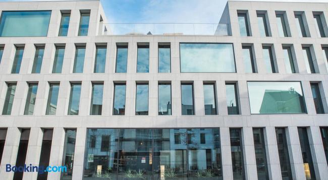 Antwerp Central Youth Hostel - Antwerp - Building