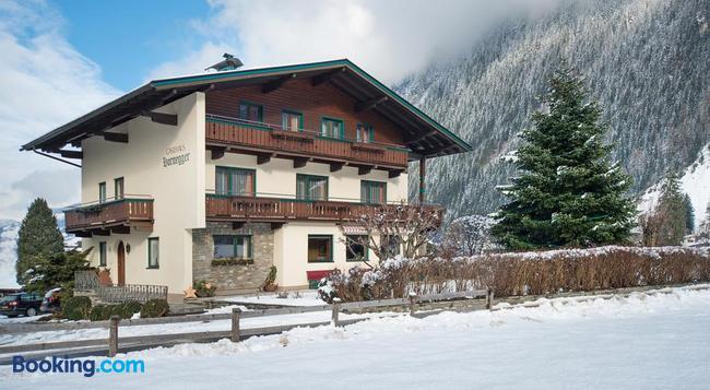 Gästehaus Hornegger - Mayrhofen - Building