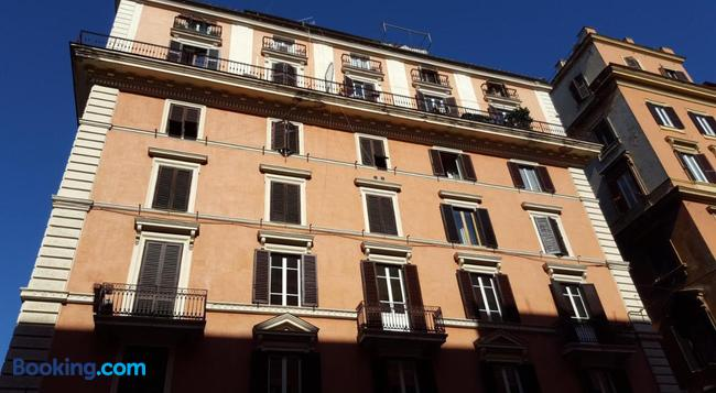 B&B Arco Di Gallieno - Rome - Building