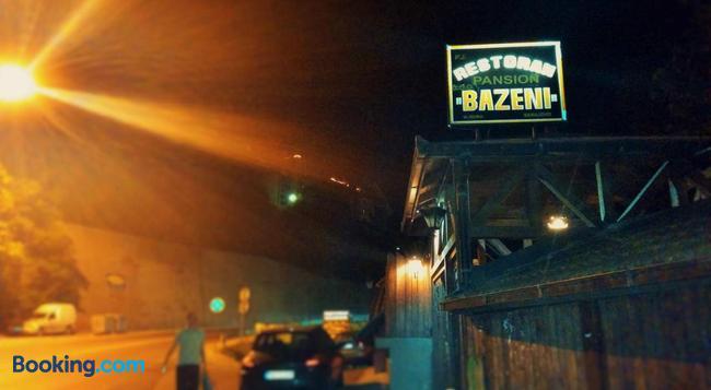 Pansion Bazeni - Sarajevo - Building