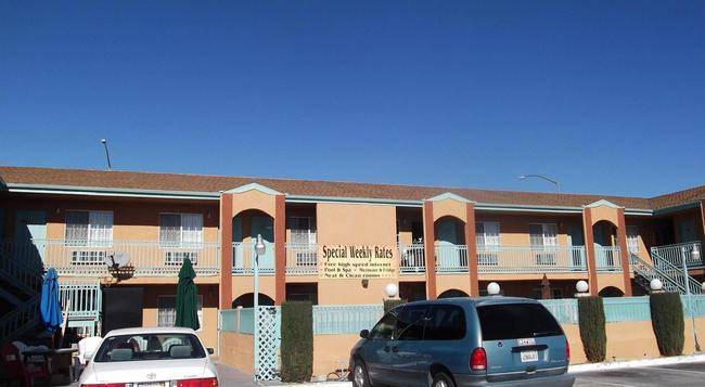Americas Best Value Inn - Mojave - Building