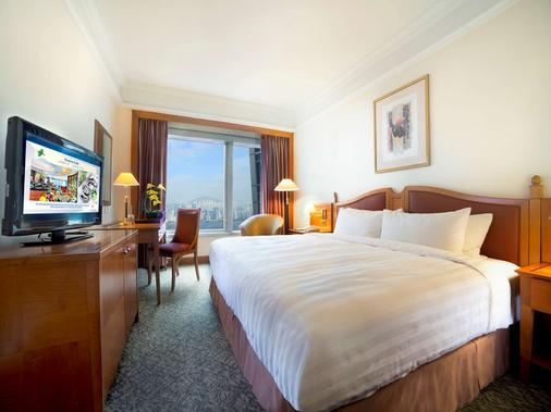 Harbour Plaza North Point - Hong Kong - Bedroom