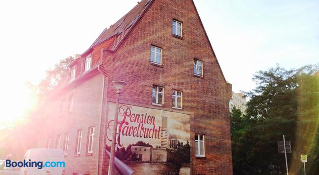 Pension an Der Havelbucht - Potsdam - Building