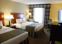 Best Western Plus Bridgeport Inn - Bridgeport - Bedroom
