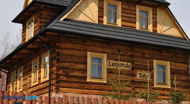 Legenda Tatr - Zakopane - Building