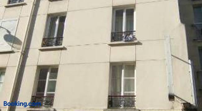Hôtel du Terrage - Paris - Building