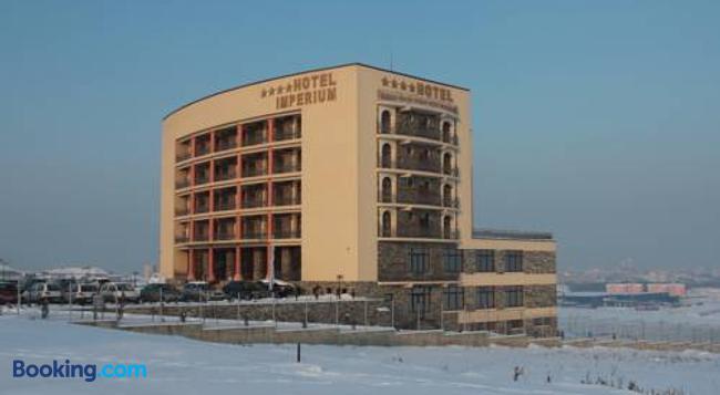 Hotel Imperium - Suceava - Building