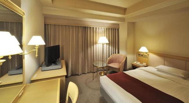 Palace Hotel Tachikawa - Tachikawa - Bedroom