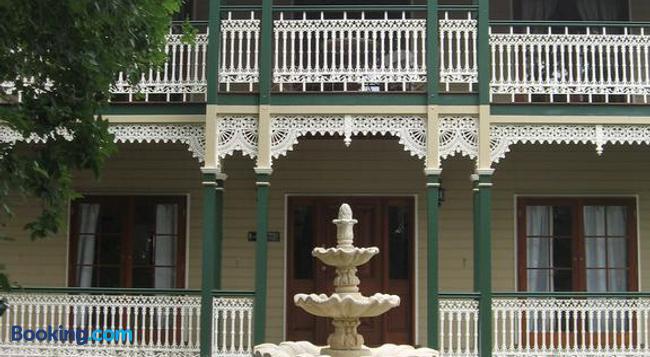 Grove Manor - Brisbane - Building