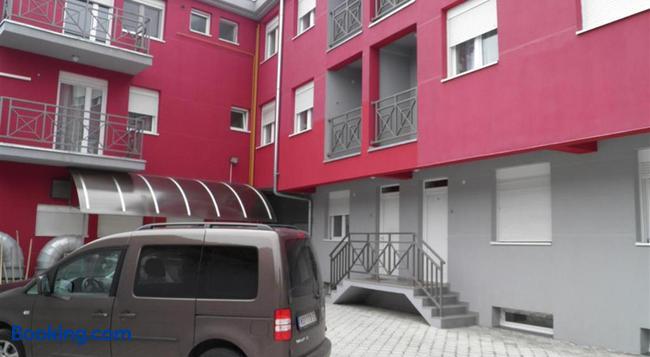 Bed & Breakfast Zmajevo Gnezdo 021 - Novi Sad - Building