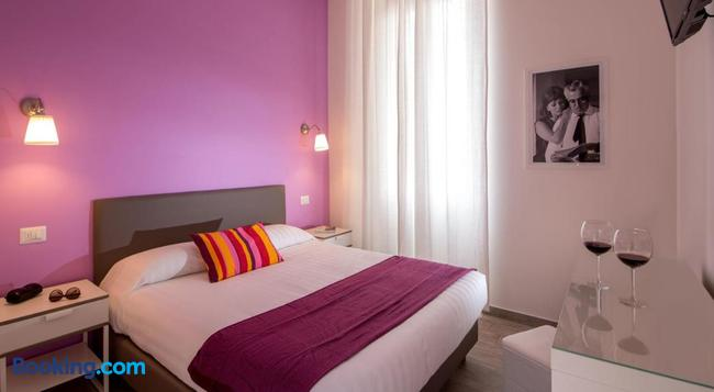 Relais Merulana Guest House - Rome - Bedroom
