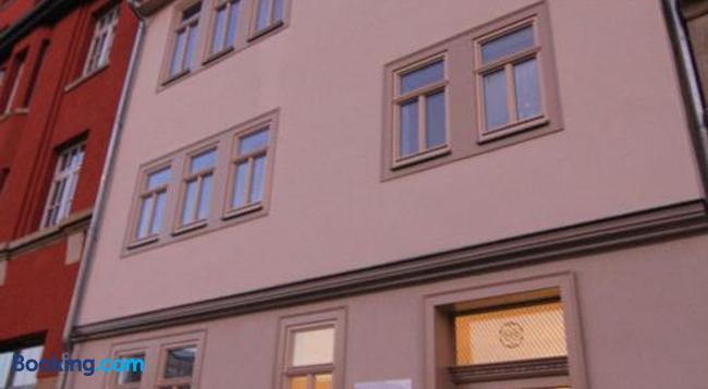 City Apartments - Erfurt - Building