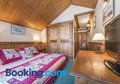 Hotel Eterlou - Les Allues - Bedroom