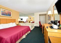 Americas Best Value Inn - St. Cloud - Bedroom
