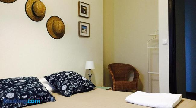 Alojamento Espigas - Sesimbra - Bedroom
