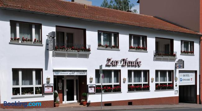Hotel Zur Traube - Bad Homburg - Building