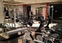 Atlantic Palace Hotel - Pointe Noire - Gym