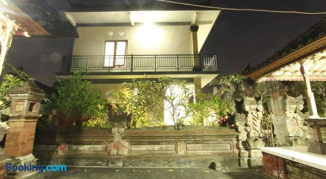 Suryadina Guest House - Ubud - Building