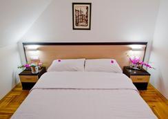 Hotel Praga 1 - Prague - Bedroom