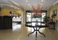 Best Western PLUS Valdosta Hotel & Suites - Valdosta - Lobby