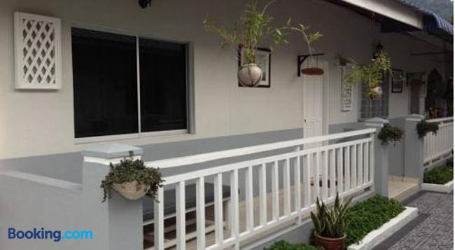 Nipah Guesthouse Pangkor - Pangkor - Building