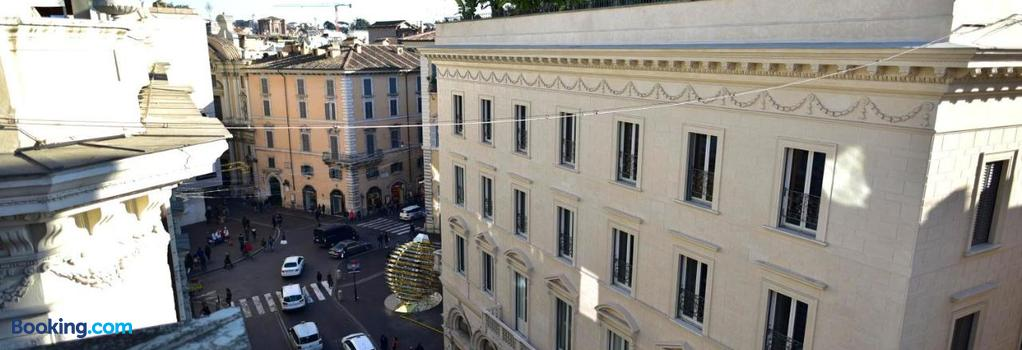 B&B Casa Angelini - Rome - Building
