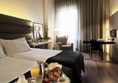 Silken Gran Hotel Havana - Barcelona - Bedroom
