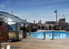 Silken Gran Hotel Havana - Barcelona - Pool
