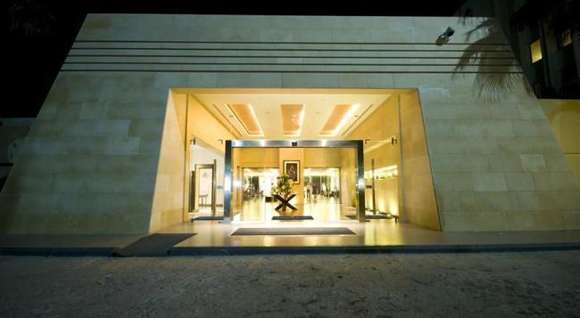 Amman Airport Hotel - Amman - Building