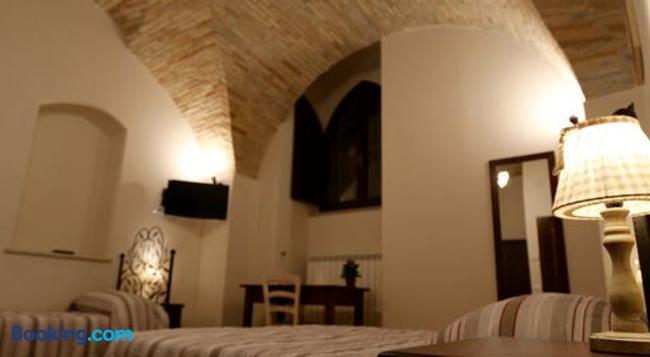 La Casina Colorata - Assisi - Bedroom