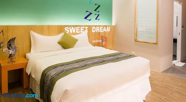 Bai Sha Tan Cottage - Hengchun - Bedroom