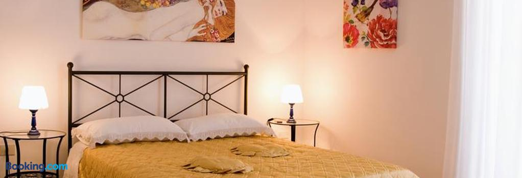 Alle Antiche Terme - Naples - Bedroom
