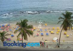 Flat na Praia do Farol da Barra - Salvador - Beach
