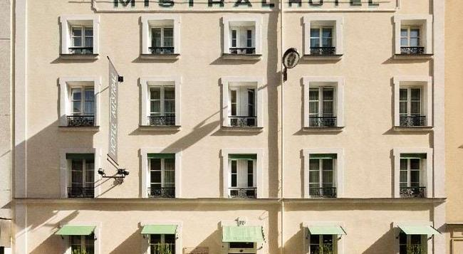 Hôtel Mistral - Paris - Building
