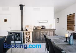 Trasti & Trine´s Lodge - Alta - Kitchen