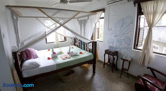 Zenji Hotel - Zanzibar - Bedroom