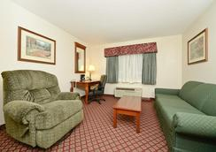 Best Western River Cities - Ashland - Bedroom