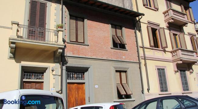 Burchiello b&b - Florence - Building