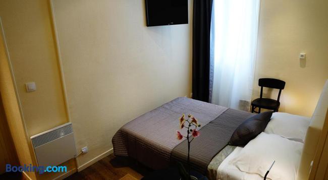Hotel Zora - Paris - Bedroom