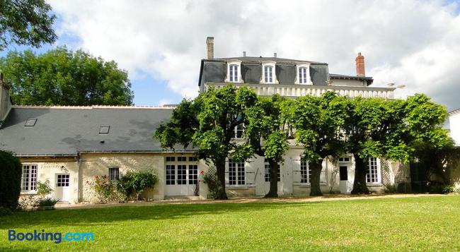 La Héraudière Bed & Breakfast - Tours - Building