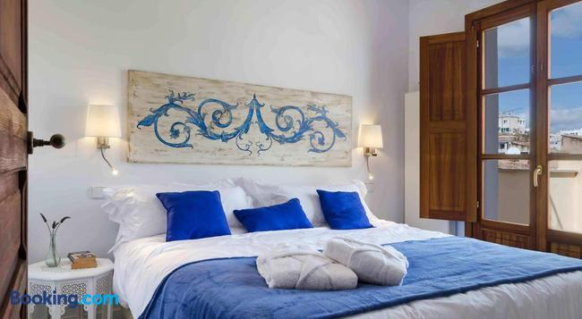 Staycatalina Boutique Hotel-Apartments - Palma de Mallorca - Bedroom